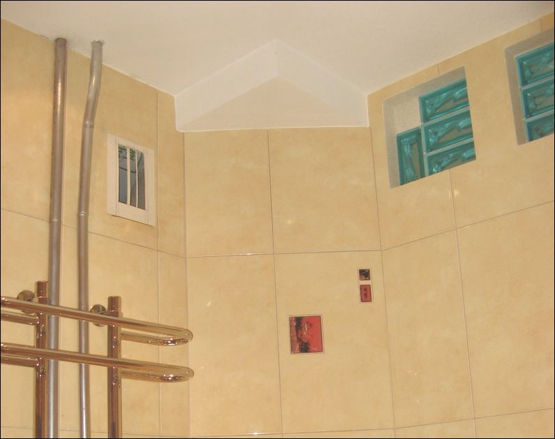 вентилация баня