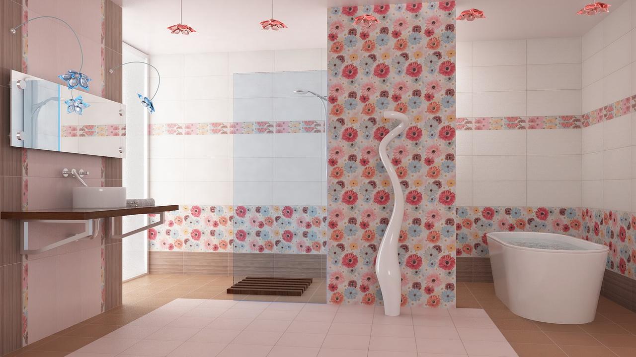 тапети за банята
