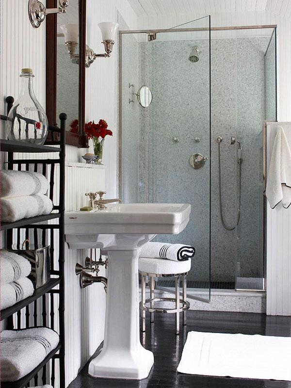 съвети за малката баня