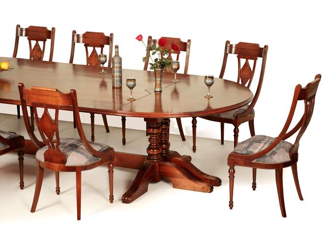 Как да изберем мебели от дърво за всекидневната