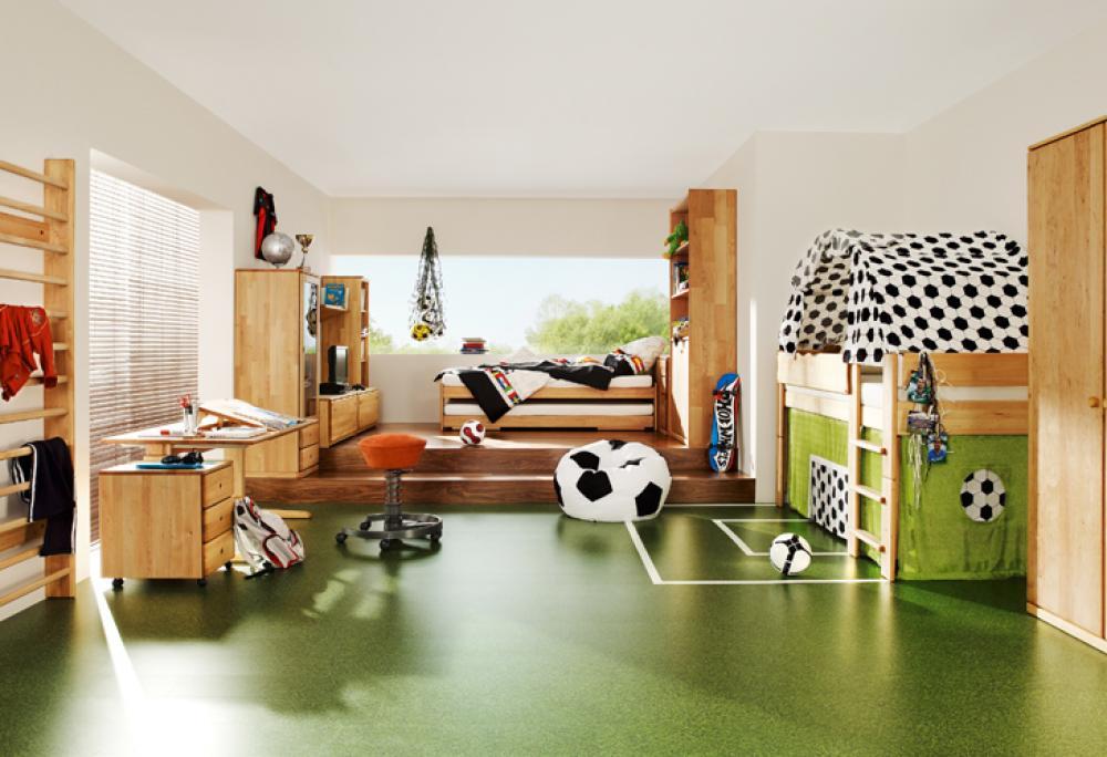 футболна стая