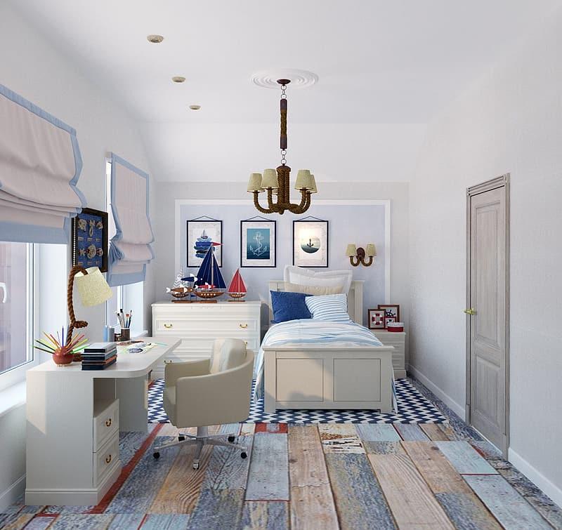 Детска стая интериор