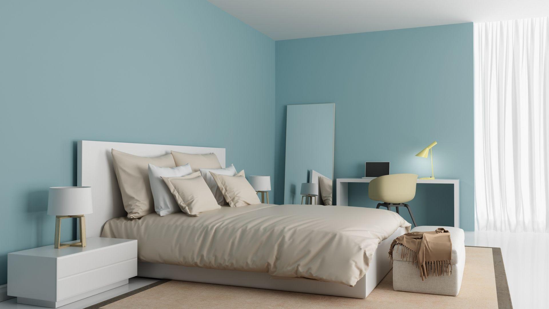 легло със сандък